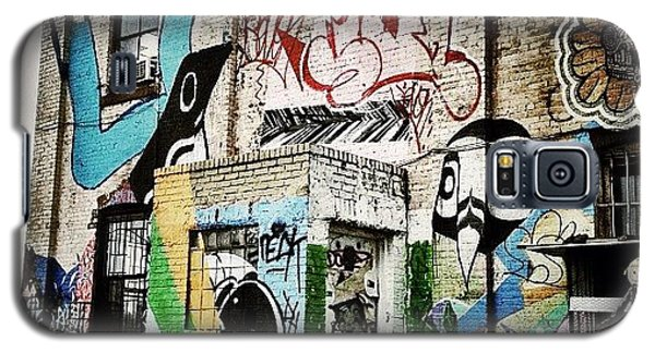 Instagramhub Galaxy S5 Case - Williamsburg Graffiti by Natasha Marco
