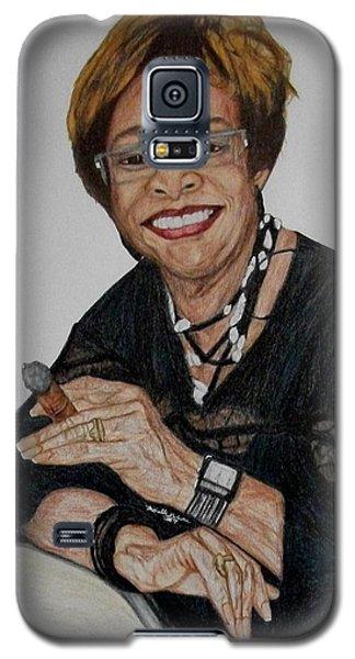 Willie Height Galaxy S5 Case