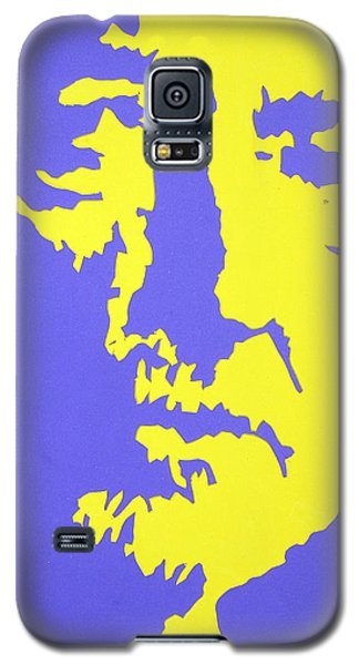 Willie Nelson In The Mirror Galaxy S5 Case