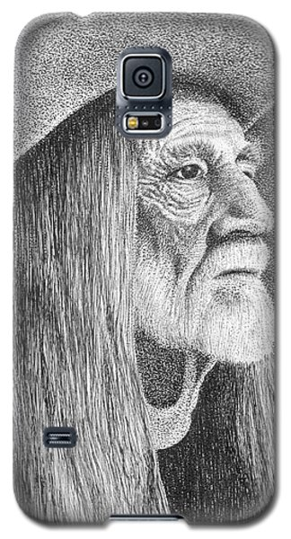 Willie Nelson Galaxy S5 Case