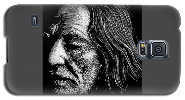 Galaxy S5 Case featuring the photograph Willie by Paul Foutz