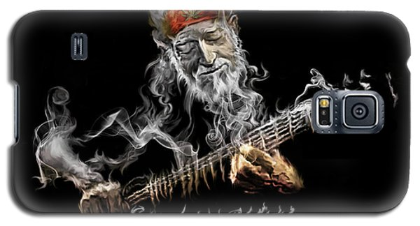 Willie Smoken' Galaxy S5 Case