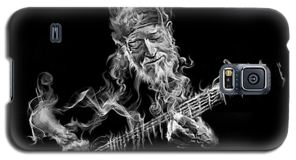 Willie - Up In Smoke Galaxy S5 Case