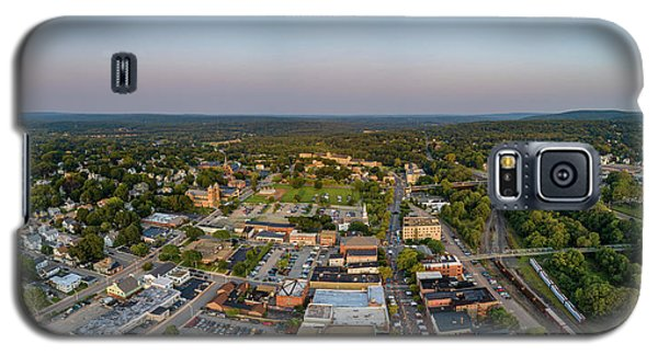 Willimantic Panorama Galaxy S5 Case