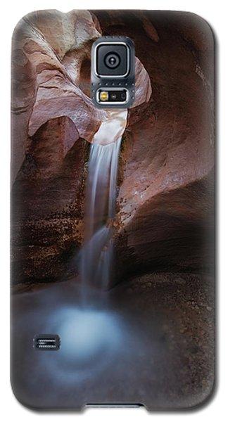 Willis Creek Fall Galaxy S5 Case