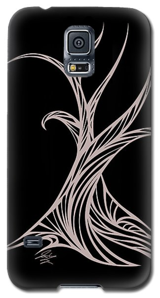 Willow Curve Galaxy S5 Case