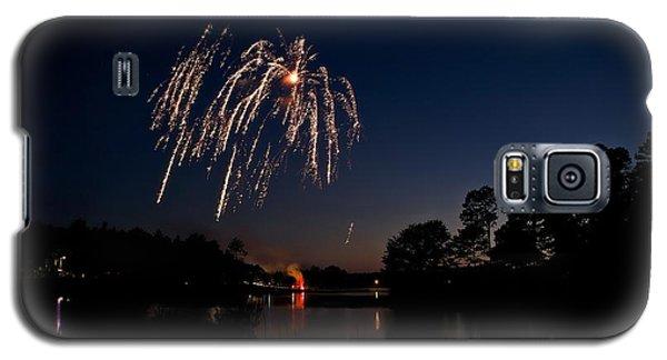 Willow Firework Galaxy S5 Case