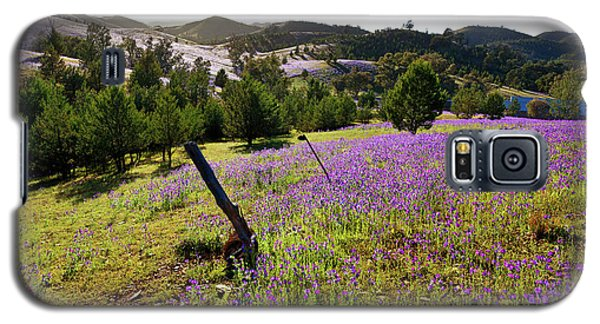 Galaxy S5 Case featuring the photograph Willow Springs Station by Bill Robinson