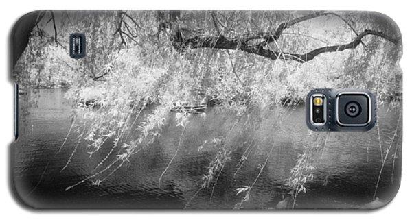 Willow Tree Lake II Galaxy S5 Case