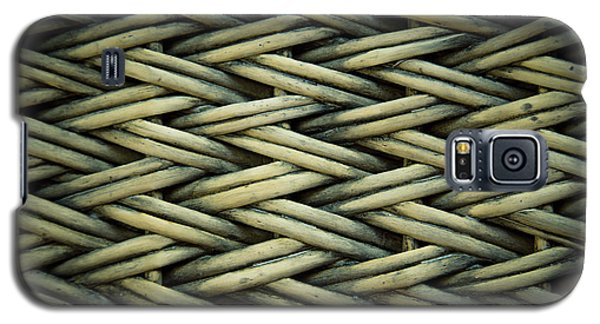 Galaxy S5 Case featuring the photograph Willow Weave by Les Cunliffe