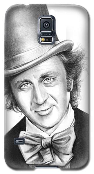 Willy Wonka Galaxy S5 Case