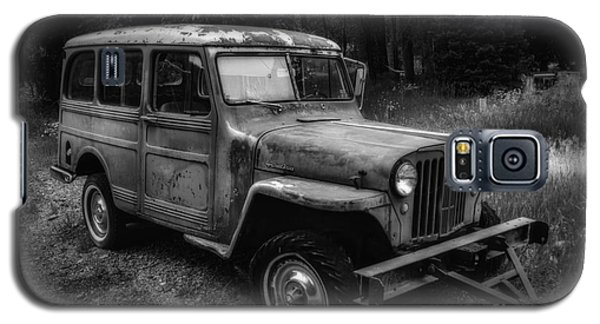 Willys Jeep Station Wagon Galaxy S5 Case