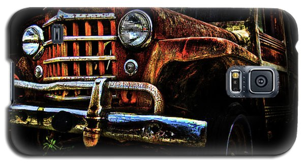 Willy's Station Wagon Galaxy S5 Case