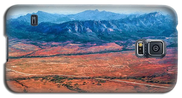 Wilpena Pound  Eh Galaxy S5 Case