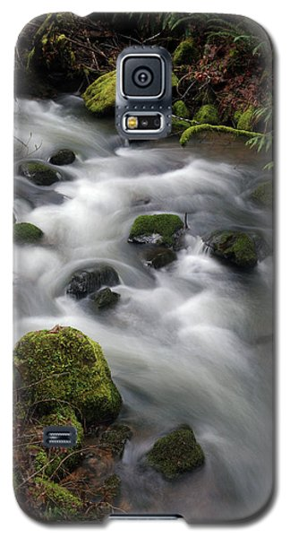 Galaxy S5 Case featuring the photograph Wilson Creek #15 by Ben Upham III
