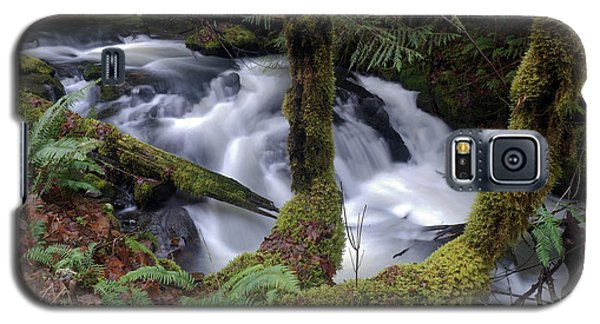 Galaxy S5 Case featuring the photograph Wilson Creek #16 by Ben Upham III