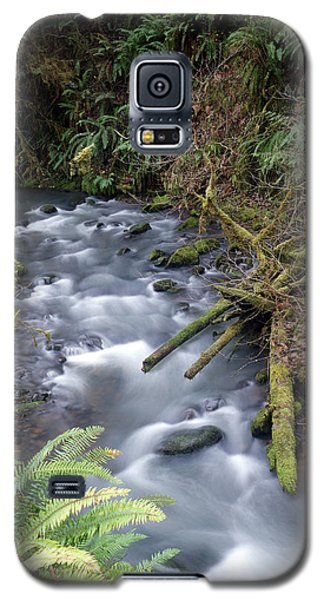 Galaxy S5 Case featuring the photograph Wilson Creek #20 by Ben Upham III