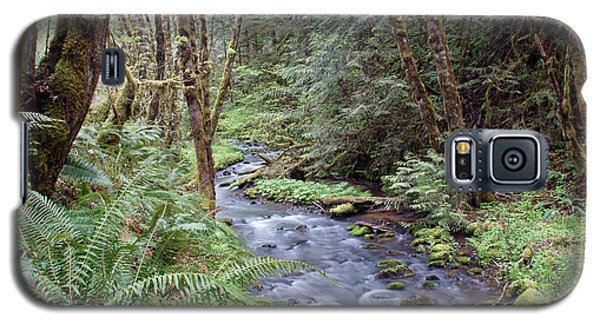 Galaxy S5 Case featuring the photograph Wilson Creek #22 by Ben Upham III