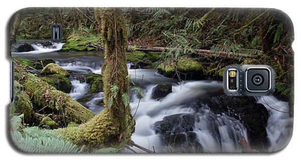 Galaxy S5 Case featuring the photograph Wilson Creek #25 by Ben Upham III