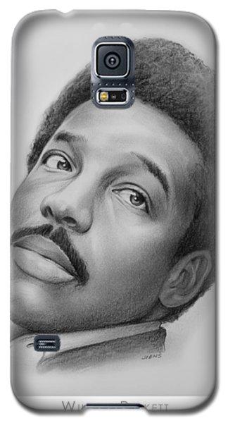 Rhythm And Blues Galaxy S5 Case - Wilson Pickett by Greg Joens
