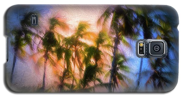 Wind And Palms Galaxy S5 Case
