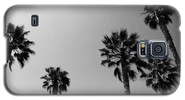 Miami Galaxy S5 Case - Wind In The Palms- By Linda Woods by Linda Woods