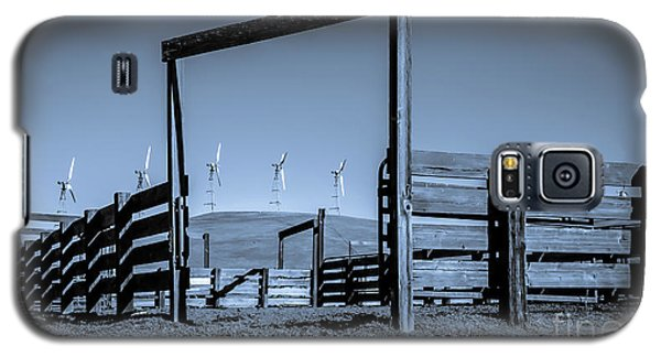 Wind Machines Altamont Pass Galaxy S5 Case