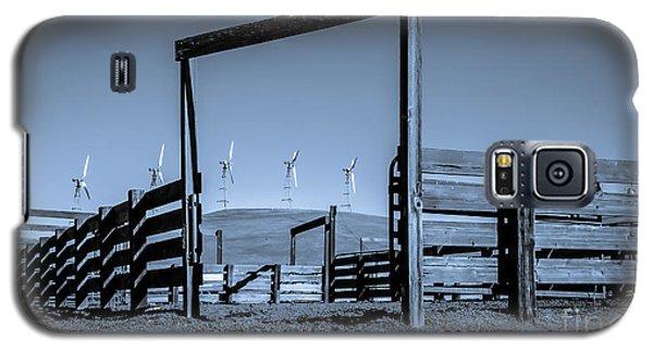 Wind Machines Altamont Pass Galaxy S5 Case