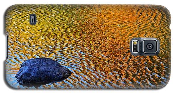 Wind On Water Galaxy S5 Case by Aimelle