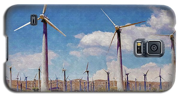 Wind Power Galaxy S5 Case