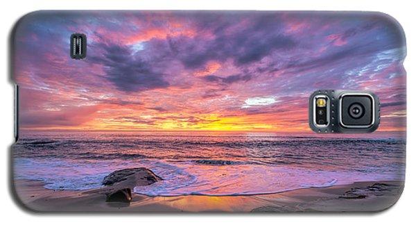 Windansea Beach Sunset Galaxy S5 Case