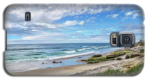 Galaxy S5 Case featuring the photograph Windansea Wonderful by Peter Tellone