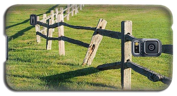 Winding Fences Galaxy S5 Case