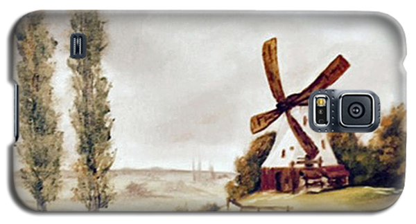 Windmill  Galaxy S5 Case