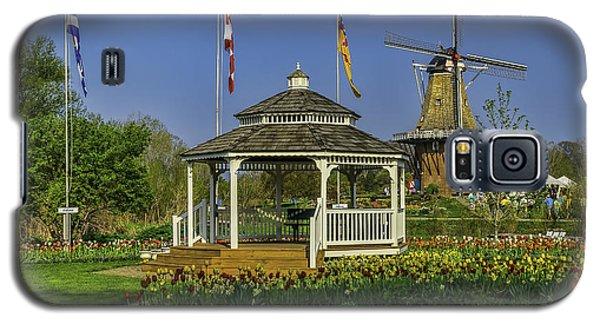 Windmill Island Gardens  Galaxy S5 Case