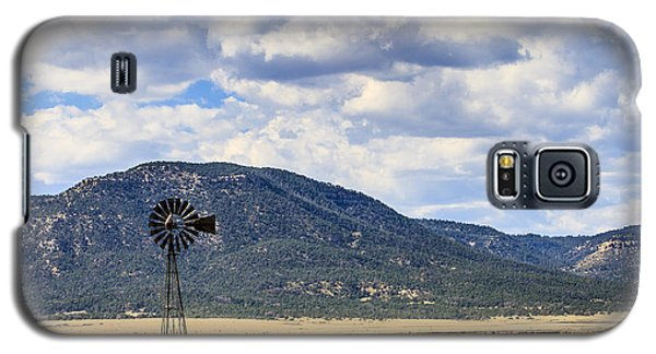 Windmill New Mexico Galaxy S5 Case