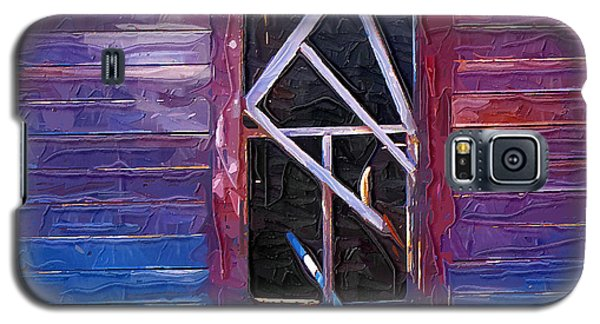 Galaxy S5 Case featuring the photograph Window-1 by Susan Kinney