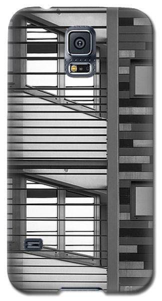 Vertical Horizontal Abstract Galaxy S5 Case