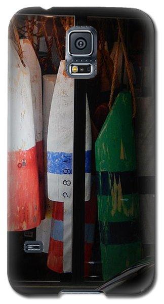 Window Buoys Key West Galaxy S5 Case