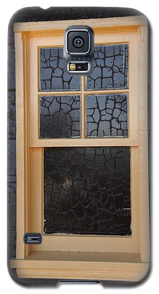 Window Crackle Galaxy S5 Case