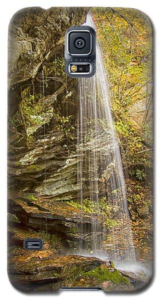 Window Falls In The Autumn Galaxy S5 Case
