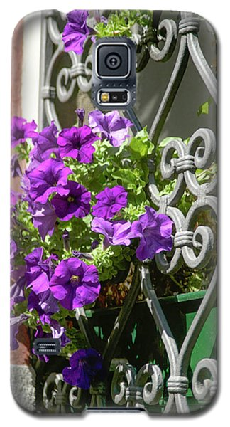 Window In Bloom Galaxy S5 Case