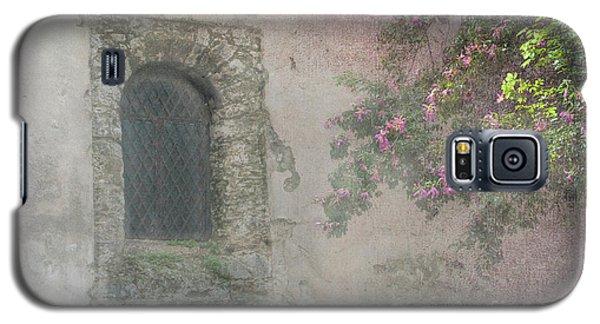 Window In The Wall Galaxy S5 Case by Victoria Harrington
