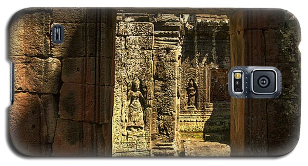 Window Into Angkor Wat Galaxy S5 Case