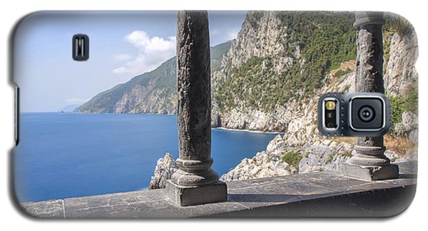 Window On The Sea At Portovenere Galaxy S5 Case