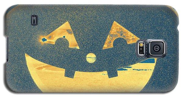 Window Pumpkin #2 Galaxy S5 Case