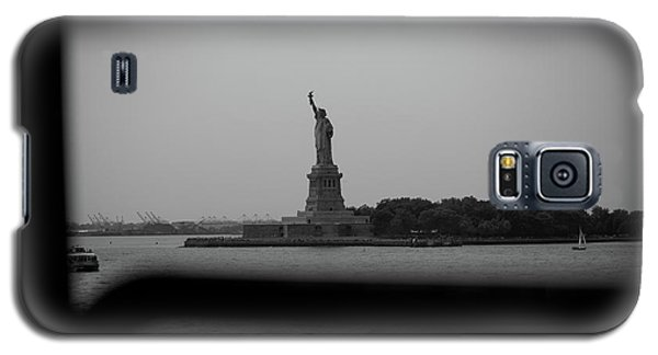 Window To Liberty Galaxy S5 Case by David Sutton