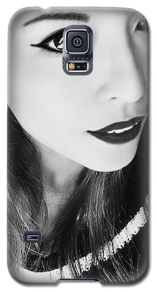 Window To Soul Galaxy S5 Case by Ester  Rogers