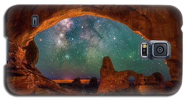 Window To The Heavens Galaxy S5 Case