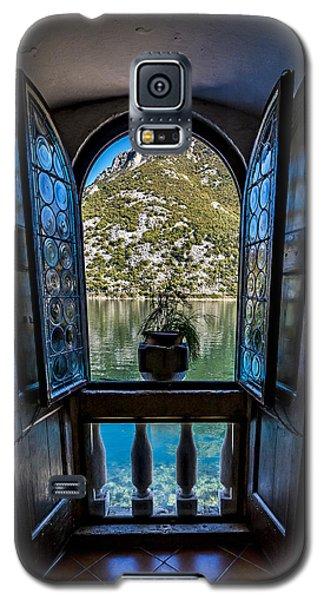 Window To The Lake Galaxy S5 Case